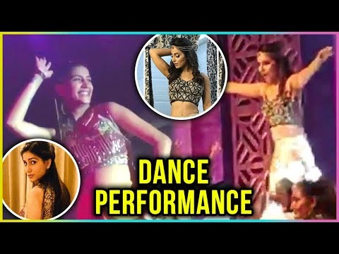 Hina Khan & Sapna Choudhary SEXY DANCE Performance