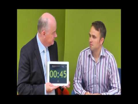 Stephen Harpur, EPC takes the 60 Second Challenge
