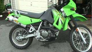 3. Kawasaki KLR 650 walk around review