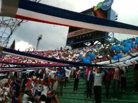 ¡ SALE LEÓN ! -Ultra Fiel semifinales Olimpia vs Platense - La Ultra Fiel - Club Deportivo Olimpia