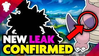 NEW LEAK CONFIRMED! New Items and Abilities! Pokemon Isle of Armor DLC! by aDrive