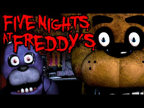 Five Nights at Freddy's: Animal Robot Horror! Creepy Scary Game PART 1 Gameplay Walkthrough Night 1