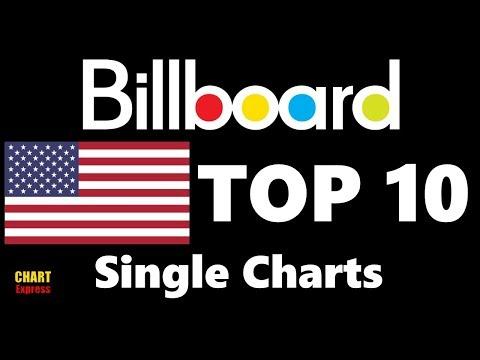 Billboard Hot 100 Single Charts (USA)   Top 10   September 30, 2017   ChartExpress