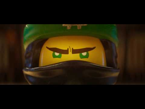 The LEGO® Ninjago® Movie - Ninja Formation Featurette