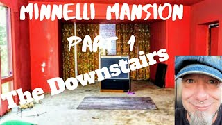 Exploring Inside The Abandoned Minnelli Mansion - Part 1 (The Downstairs) #minnellimansion