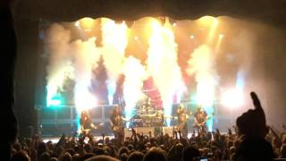 Accept - Balls to the Wall, o2 Forum Kentish Town, London, 07/12/2015