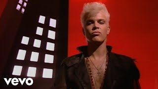 Billy Idol - Flesh For Fantasy (Official Music Video)