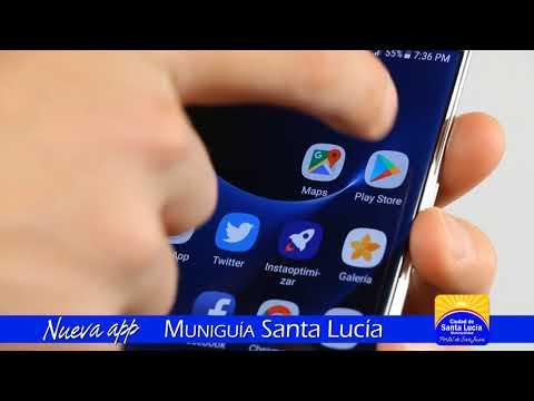 Nueva App - Muniguía Santa Lucía