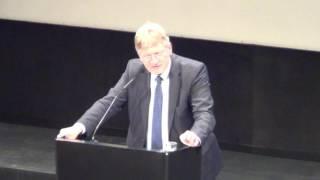 Bergisch Gladbach Germany  City pictures : Prof. Dr. Jörg Meuthen zu Gast in Bergisch Gladbach. 04.10.2016