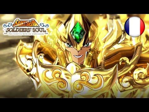 Saint Seiya Soldiers' Soul : première vidéo