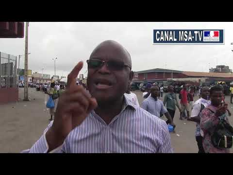 COTE D'IVOIRE: Interview de FRANCK ESSY AU GIGA MEETING