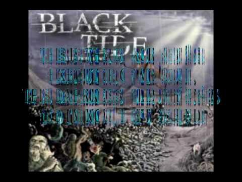 Tekst piosenki Black Tide - Black Abyss po polsku