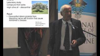Professor Avni Sali - August 2011 - Recent Advances In Integrative Medicine