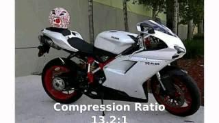 8. Ducati 848 Evo - Specification
