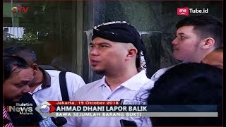 Video Ditetapkan sebagai Tersangka, Ahmad Dhani Justru Lapor Balik Pelaku Persekusi - BIM 19/10 MP3, 3GP, MP4, WEBM, AVI, FLV Oktober 2018