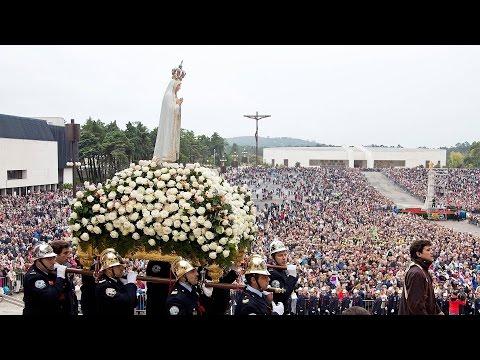 Hàng triệu tín hữu đón chào Đức Thánh Cha tại linh địa Fatima