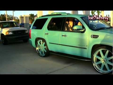 Outrageous Cadillac Escalade on 28