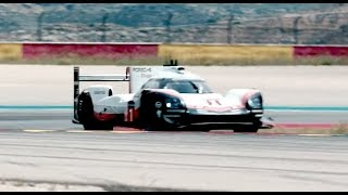 Chris Harris Drives Porsche 919 Tribute [PREVIEW] - /DRIVE on NBC Sports