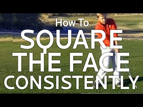 Golf Impact: How to Square the Clubface Consistently