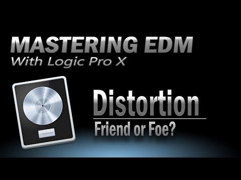 Mastering EDM Ep. 10: Distortion, Friend or Foe? - Logic Pro X