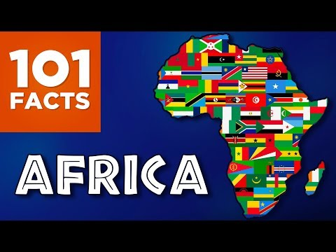 101 Facts About Africa