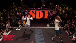 PRESELECTION 51-100 – Summer Dance Forever 2018 Popping Forever