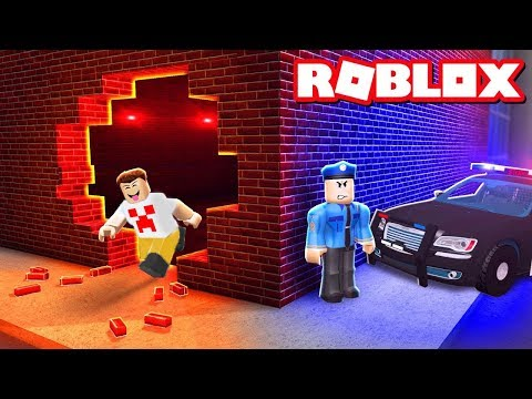 Roblox - ESCAPE DA PRISÃO !!!