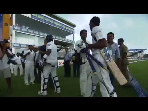 Sanath Jayasuriya dancing in IPL 2011 after KXIP win