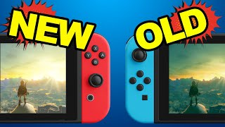Video Old vs New Switch: What Nintendo didn't tell you MP3, 3GP, MP4, WEBM, AVI, FLV September 2019