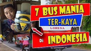 Video 7 Bus Mania Terkaya di P  Jawa 2018 MP3, 3GP, MP4, WEBM, AVI, FLV Februari 2018