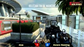 [Ep#13] ORIGINAL SOLDIERZ - AwareGaming vs FCO - Map 2