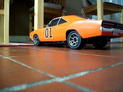 Rc general lee dukes of hazzard! 1/10