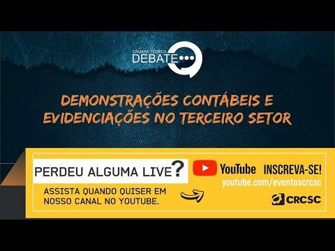 """Câmara Técnica Debate  """"Demonstrações Contábeis e Evidenciações no Terceiro Setor"""""""