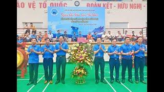 Khai mạc ngày hội văn hóa thể thao CNVCLĐ tỉnh lần thứ VIII tại TP Uông Bí