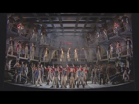 Revival Of Billy Budd At Glyndebourne Festival - Musica