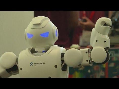 Βερολίνο: Κυριαρχία των ρομπότ στη φετινή IFA