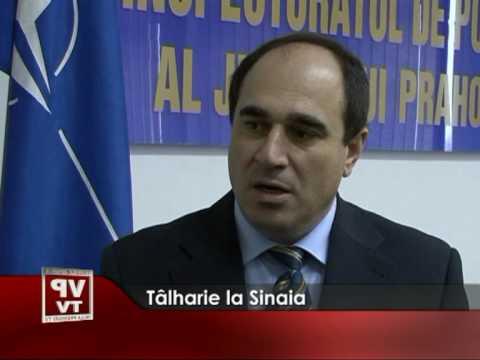 Tâlhărie la Sinaia