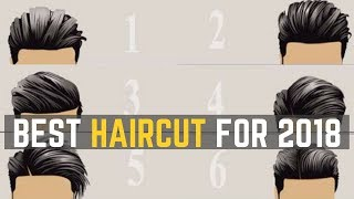 Video Top 7 Cool Haircuts for 2018 For Men MP3, 3GP, MP4, WEBM, AVI, FLV Desember 2018