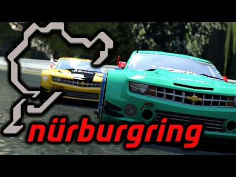 TrackMania is too unrealistic? | Nürburgring Nordschleife | Maniaplanet 4