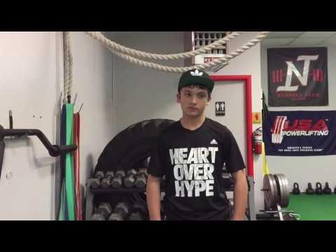 Little Egg Harbor Athlete Shares His Success