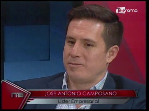 Líderes Empresariales: José Antonio Camposano Líder Empresarial