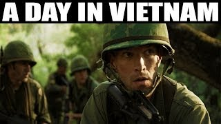 Vietnam War - A Day in Vietnam | 1967 | American Cold War Era Documentary | Combat Footage in Color