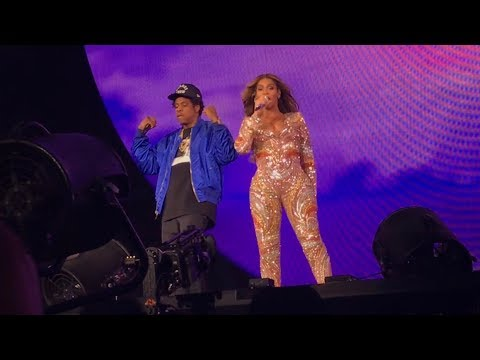 Beyoncé and Jay-Z - Nice On The Run 2 Vancouver, Canada 10/2/2018