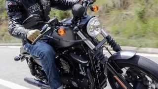 6. Harley-Davidson Sportster Iron 883 review | Visordown Road Test