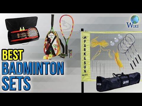 6 Best Badminton Sets 2017