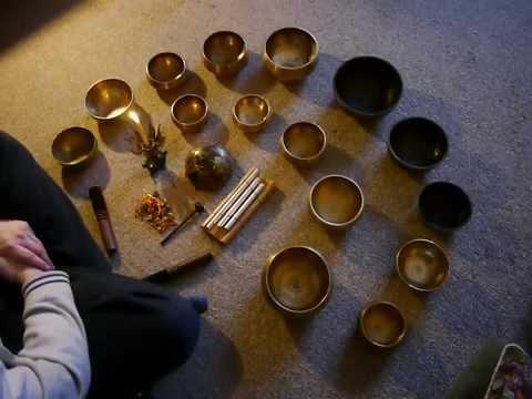 Тибетские поющие чаши слушать