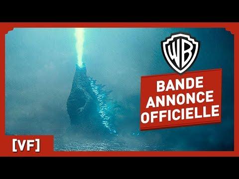 Godzilla II - Roi des Monstres - Bande Annonce Officielle Comic-Con (VF)