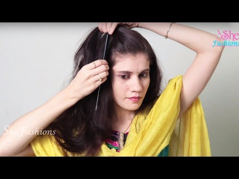 Side Braid Hairstyles for long hair  Latest self hairstyles  self hairstyle videos
