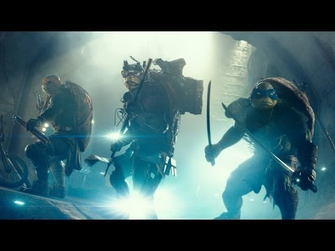 Teenage Mutant Ninja Turtles Trailer 2