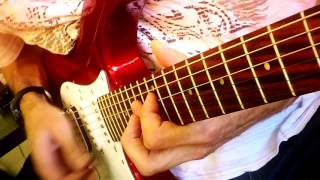 Lenny Kravitz - Are You Gonna Go My Way - Cover by Andre - Guitar Lessons